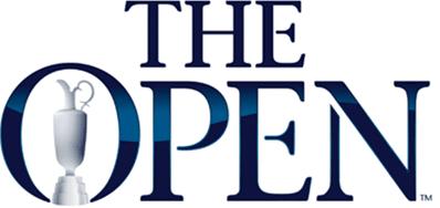 the golf open logo
